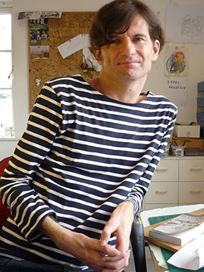 Sean Hogan - Illustrator - Cambridge Illustrators