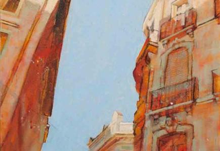 Paul Joseph-Crank – Illustrator - Light, Montpellier