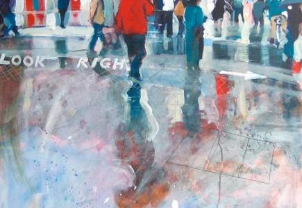 Paul Joseph-Crank - Look Right