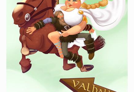 Russ Daff - Next stop Valhalla!