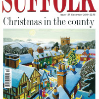 Sean Hogan - Editorial illustration for Suffolk Magazine