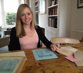 Rachel Thompson - Cambridge based illustrator