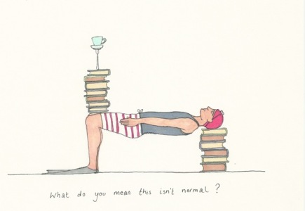 Rachel Thompson - What do you mean this isn't normal?