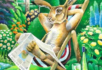 Sean Hogan - Illustrator - Rabbit