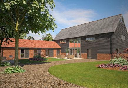 Jono Mawford – Suffolk Barn conversion