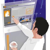 Joseph Daley - Editorial illustration 2