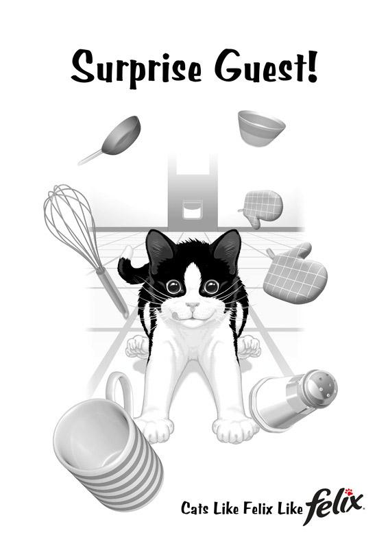 Kaarl Hollis - Illustrator - surprise