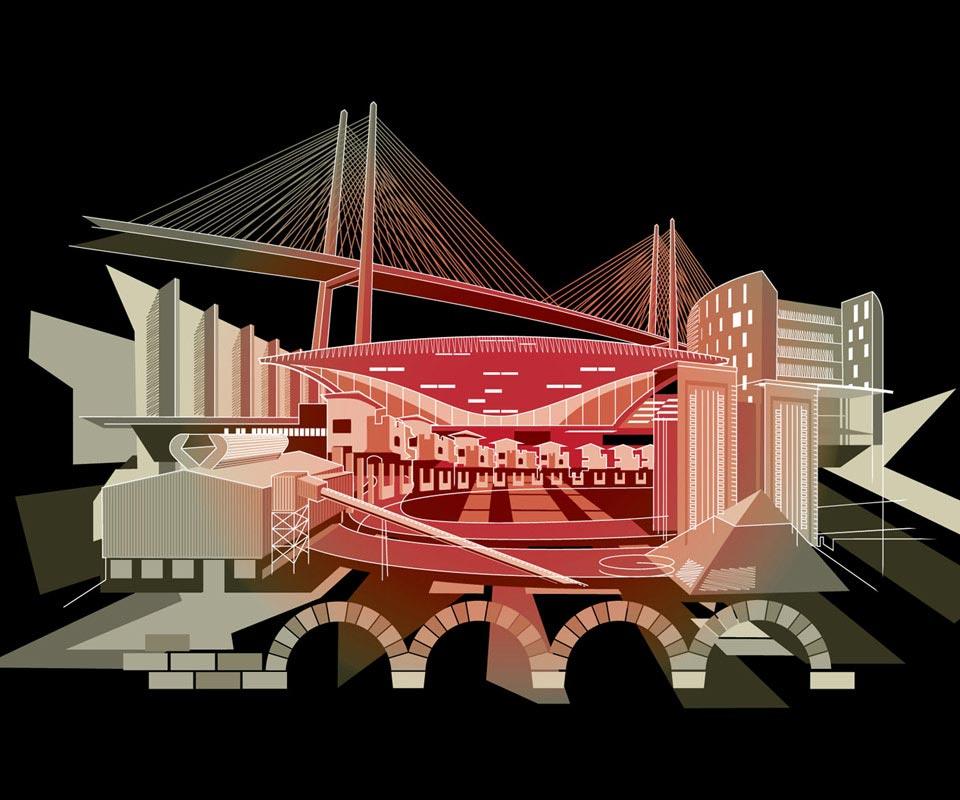 Mark Taylor - Illustrator - Engineering Projects