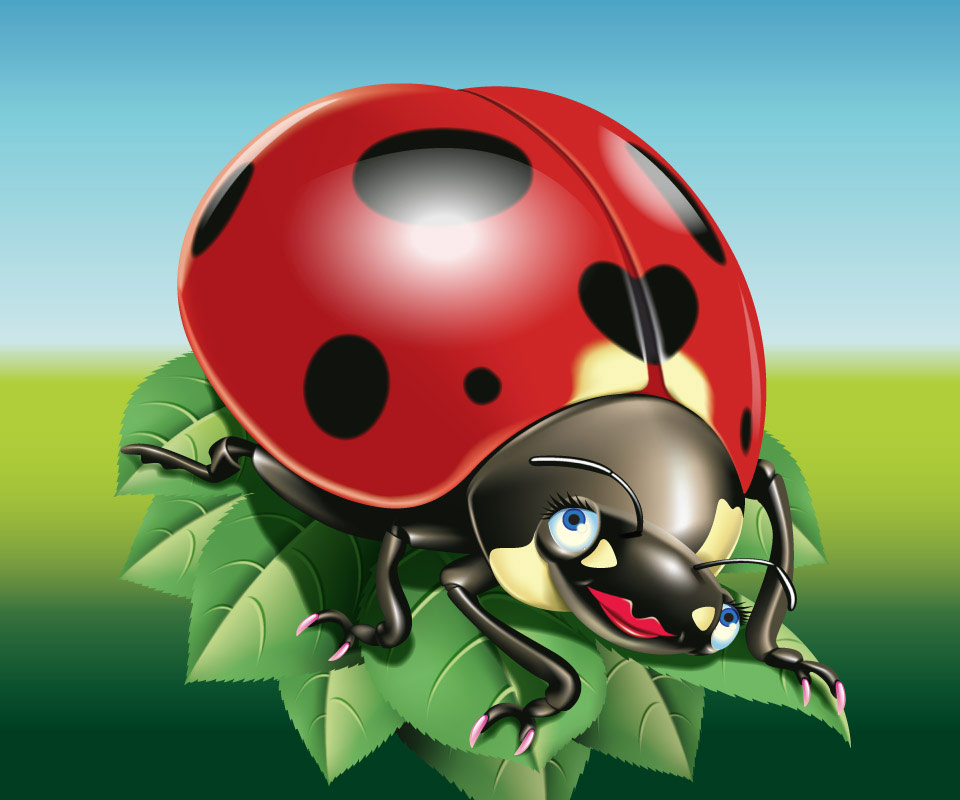 Mark Taylor - Illustrator - Ladybird