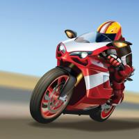 Mark Taylor - Motorbike