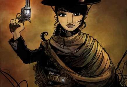 Nic Brennan - Lady Outlaw