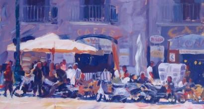 Paul Joseph-Crank - Cafelife, Naples