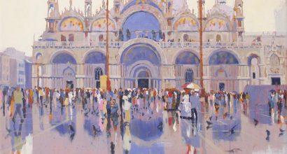 Paul Joseph-Crank - St Marks, Venice