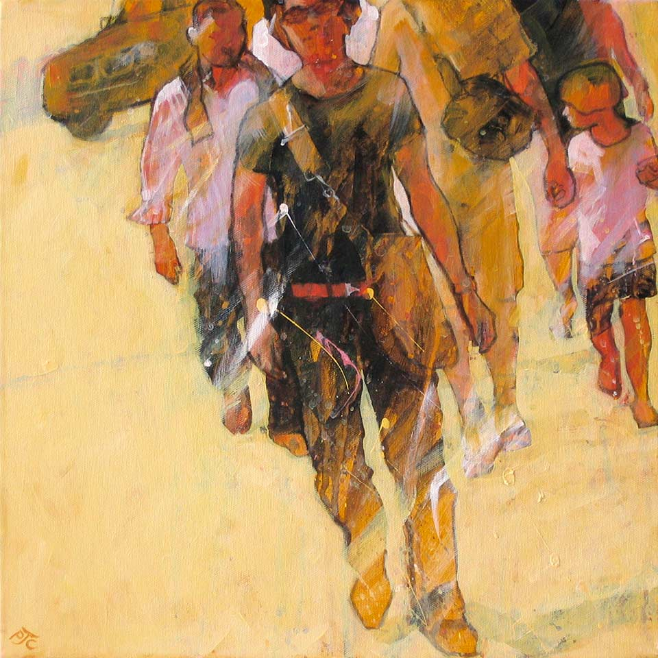 Paul Joseph-Crank – Illustrator - The Guide