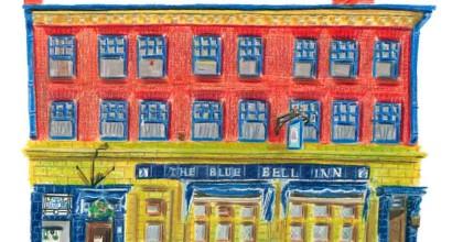 Paul Margiotta - The Blue Bell Inn, Nottingham