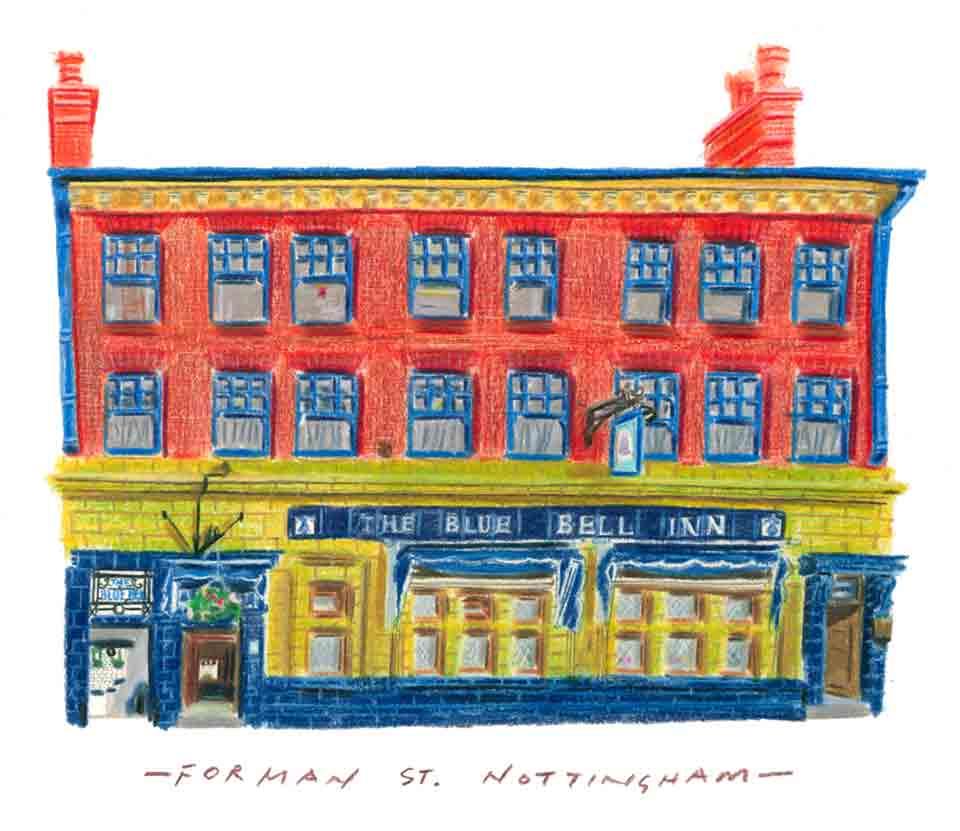 Paul Margiotta - Forman St., Nottingham