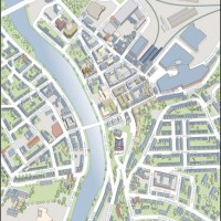 Richard Bowring - Map of Inverness for Tourist information