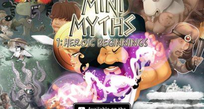 Russ Daff - Mini Myths cover art