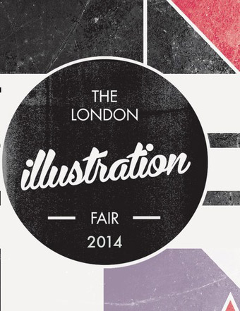 London Illustration Fair 2014