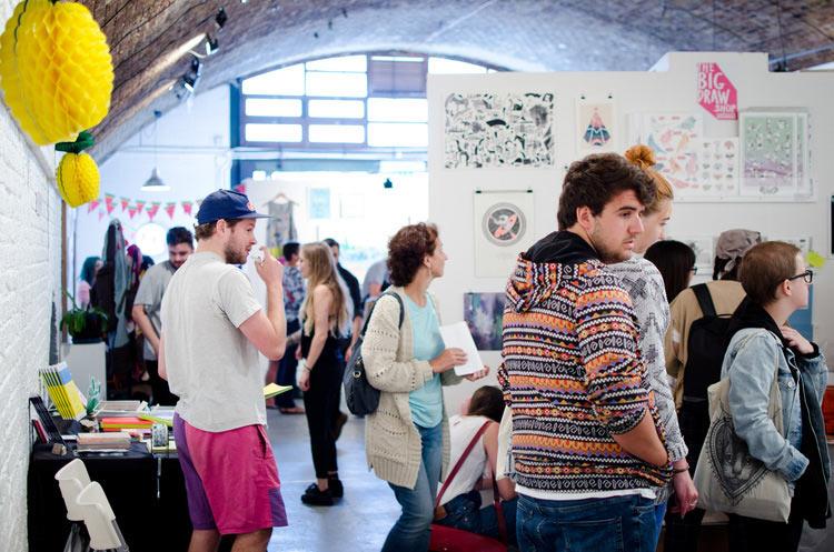 London Illustration Fair 2014