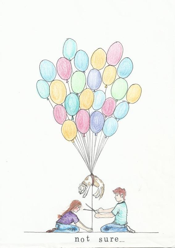 Rachel Thompson illustrator - Not Sure