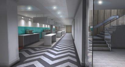 Jason Riley - Interior Visualisation for Alium Design