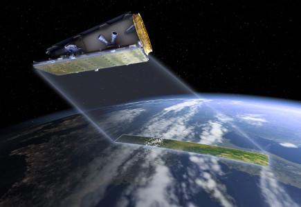 Jon Heras - NovaSAR Earth Observation platform