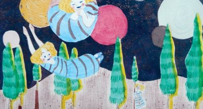 Naomi Chamberlain - Planets - inspired by Kate Rusby