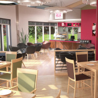 Jono Mawford - Restaurant & Café area proposals for Abbeyfield Retirement Home