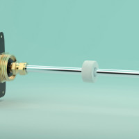 Jono Mowford - CGI of alarm probe for 'Oil Defender'