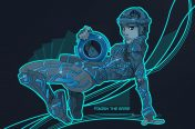 Nic Brennan – Tron Girl