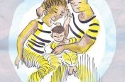 Naomi Chamberlain - Juno Spring issue 2016 - Differing Opinions on Parenting