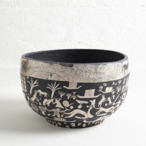 illustrator and ceramicist Laura Carlin