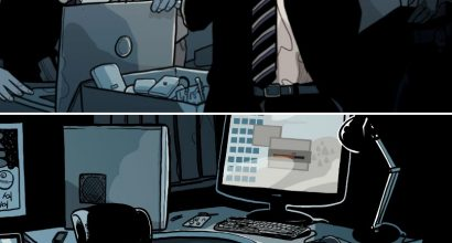 Cyber Crime Course - Nic Brennan - Cambridge Illustrators