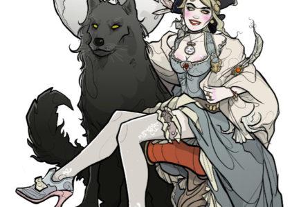 Nic Brennan – She Wolf