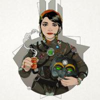 Pilot - Nic Brennan - Cambridge Illustrators