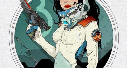 Retro Sci-Fi - Nic Brennan - Cambridge Illustrators