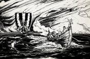 Nic Brennan - Viking Boats