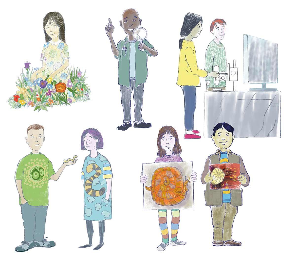 Cambridge Illustrators - Paul Margiotta - Bio8