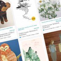 Online illustration courses